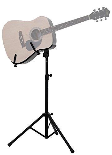 Classic Cantabile GS-100 soporte para tocar guitarra de escenario
