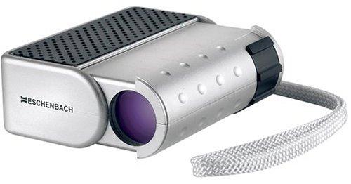 Eschenbach Optik Monokular microlux 6x18, klein, handlich, kompakt, silber