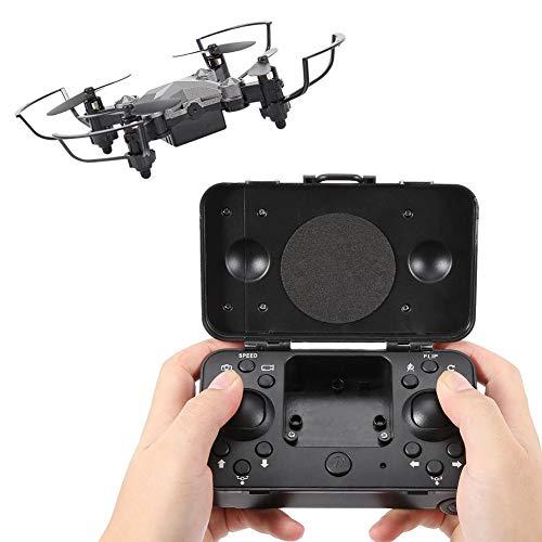 Desconocido Drone Plegable, DH-120 2.4G Mini Quadcopter Control Remoto Carga USB Adecuado para WiFi FPV RC Quadcopter de 14 años o más(480P)