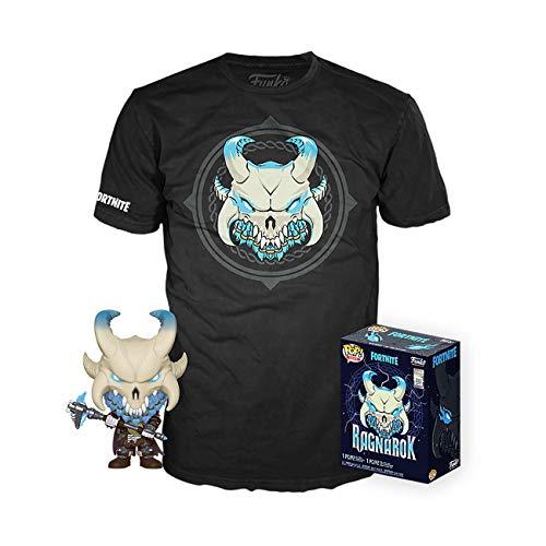 Fortnite Funko POP! & Tee Box Ragnarok Size XL Shirts