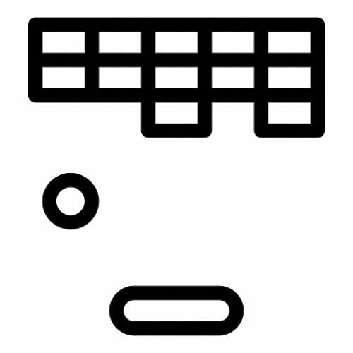 Simple Brick Game