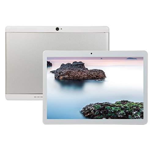 10.1 Pollici Laptop 3G Telefonata Tablet Android Pc WiFi Telefono GPS Tablet Bianco EU