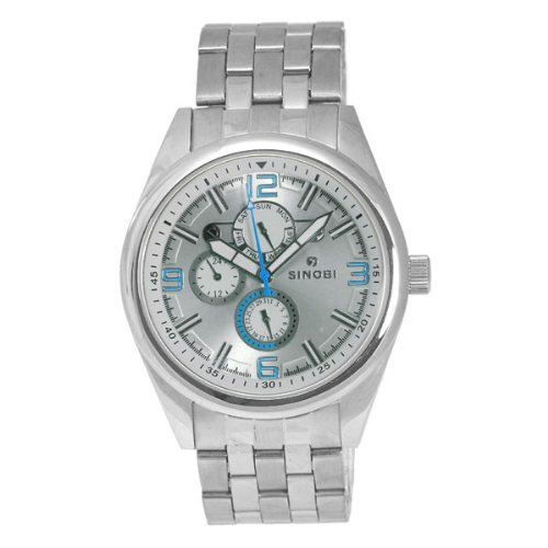 Sinobi Herren-Uhren Quarz Analog SS0048GA-1