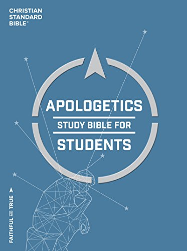 CSB Apologetics Study Bible for Students (English Edition)
