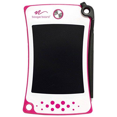 Boogie Board Jot 4.5 LCD-Schreib-Tablet + elektronisches Papier 4.5 Zoll Bildschirm ersetzt Notizblocks und Haftnotizen eWriter | Pink
