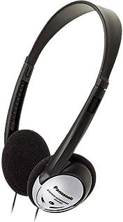 Panasonic on Ear Super Lightweight Headphone with Extra Bass System