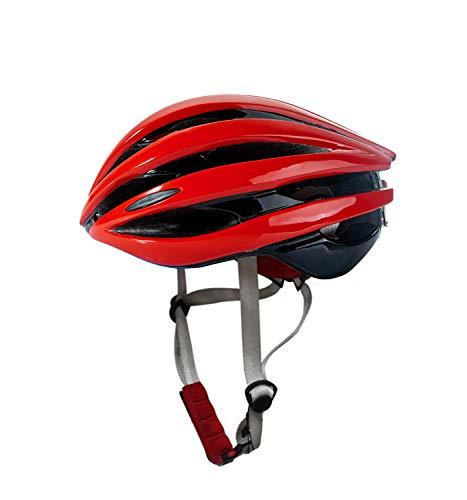 FENGDING Cascos de Ciclismo para Hombre, Casco de Ciclismo de Carretera/montaña para...
