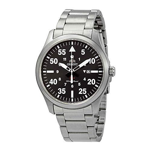 Orient Flight Black Dial Men's Watch FUNG2001B