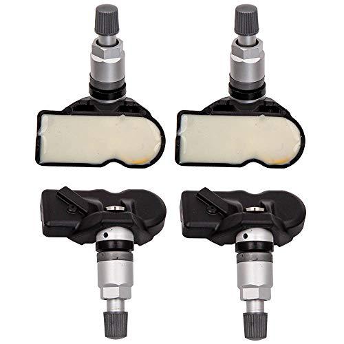 maXpeedingrods 4x Für Reifendrucksensor Messeinheit Prüfeinheit 5Q0907275B Radsensor EU