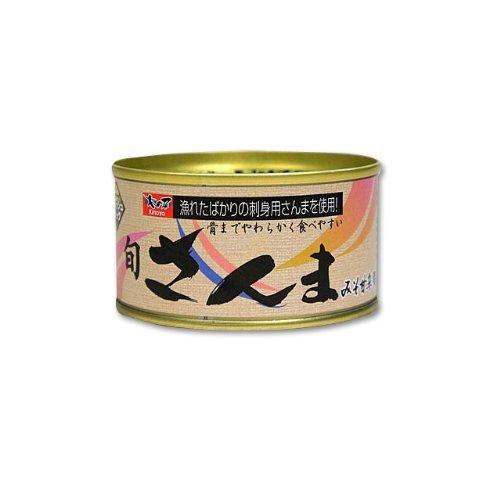 木の屋 石巻水産 さんま みそ甘辛煮 缶詰 T2(170g) 12缶