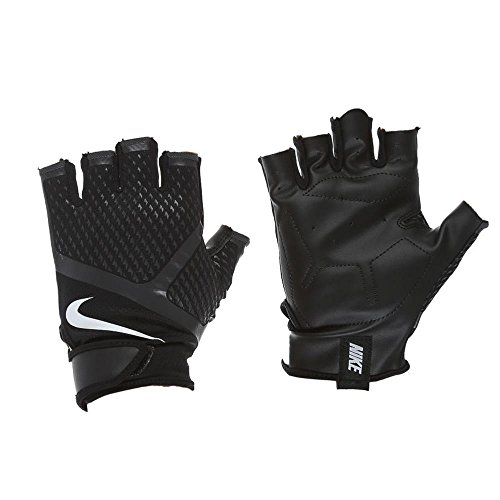 Nike Herren Trainingshandschuhe Renegade, schwarz/grau/weiß, L, N.LG.B5.031.LG
