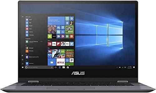 Asus VivoBook Flip 14.0' Full HD Touchscreen 2-in-1 Laptop, Quad Core i5-8250u, Backlit Keyboard, Fingerprint Reader, Windows 10 Pro + CUE Accessories (8GB DDR4 | 512GB SSD)