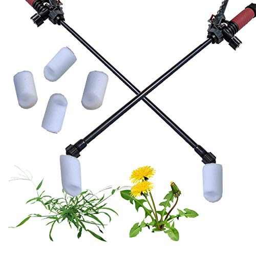 Keyfit Tools AccuTip Weed Killer (4 Pack) Fits On Lawn/Garden...
