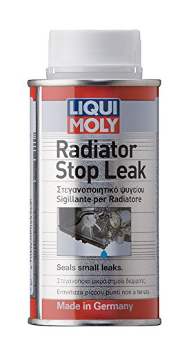 Liqui Moly 20132 Radiator Stop Leak, 0.25 l, 1 Pack