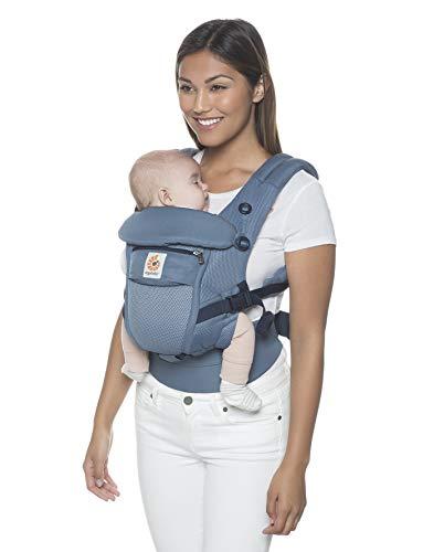 Ergobaby Adapt Babytrage im Test - 7