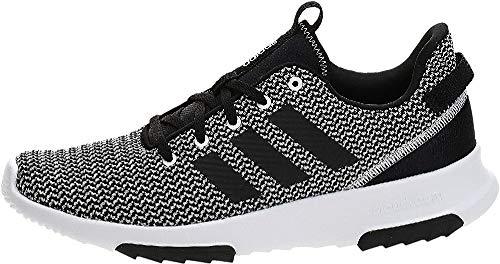 adidas Neo Men Shoes Cloudfoam Racer TR Running Training Trainer (EU 44 - UK 9.5 - US 10) White/Black