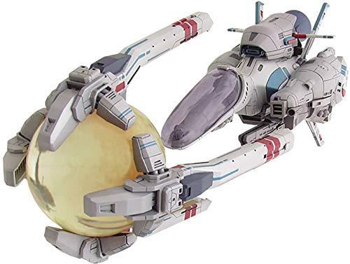 ピーエムオフィスエー R-TYPE FINAL R-9A (アローヘッド) 全長約250mm 1/100スケール プラモデル PP078