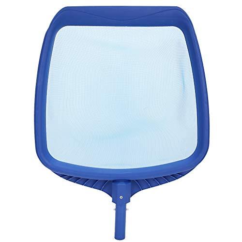 COHU Pool-Reinigungsnetz, Schwimmbad-Reinigungswerkzeug Blattrechen-Poolskimmer für Außen- und Innenpool