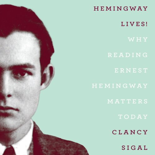 Hemingway Lives! audiobook cover art