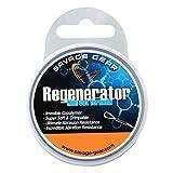 Savage Gear Regenerator Mono Schnur 30m 0.70mm 26kg Vorfachschnur, Hechtvorfach, Spinnvorfach zum Hechtangeln Vorfachmaterial