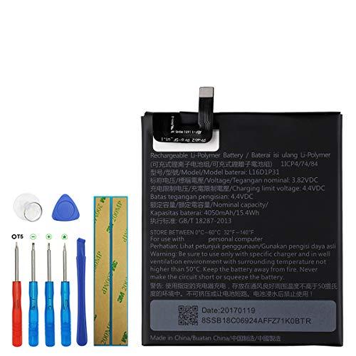Swark L16D1P31 - Batería de repuesto para Lenovo Phab 2 Pro Phab2 Pro PB2-690N