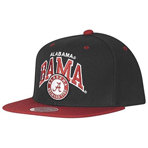 Mitchell & Ness Alabama Crimson Tide - NCAA - Snapback Cap - Kappe Unisex - Football