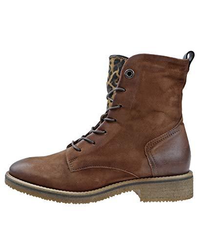 Mjus   Stiefelette   Boot - braun   Terra, Farbe:braun, Größe:38