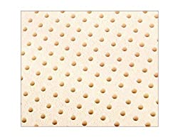 "Queen Original Talalay Latex Mattress Pad Toppers: 2"", 3"", Many Densities (3"" Thick, 44 ILD Firm)"