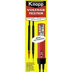 Knopp K-60 Cat Number. 14460 Voltage Tester