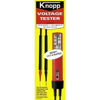 Knopp K-60 Cat Number 14460 Voltage Tester