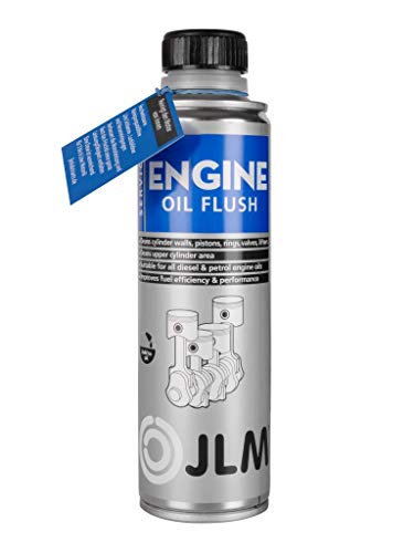 jlm Motoröl-Reiniger Engine Oil Flush für internen Ölkreislauf 250ml