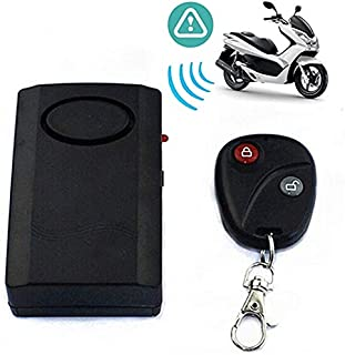 AutoE Wireless Remote Door Window Motorcycle Motorbike Anti-Theft Security Alarm