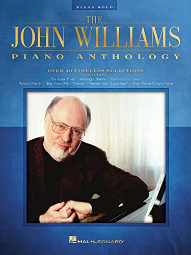 The John Williams Piano Anthology: Piano Solo