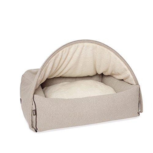Kona Cave  Luxury Snuggle Cave Dog Bed