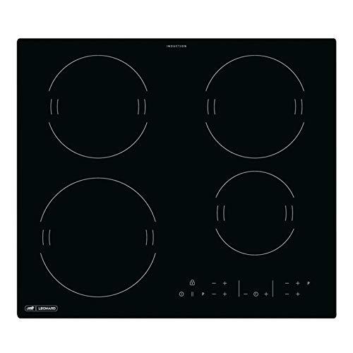 Induktions-Kochfeld/Ceranfeld Sologerät Leonard LAI6001F, 60 cm, 4 Zonen
