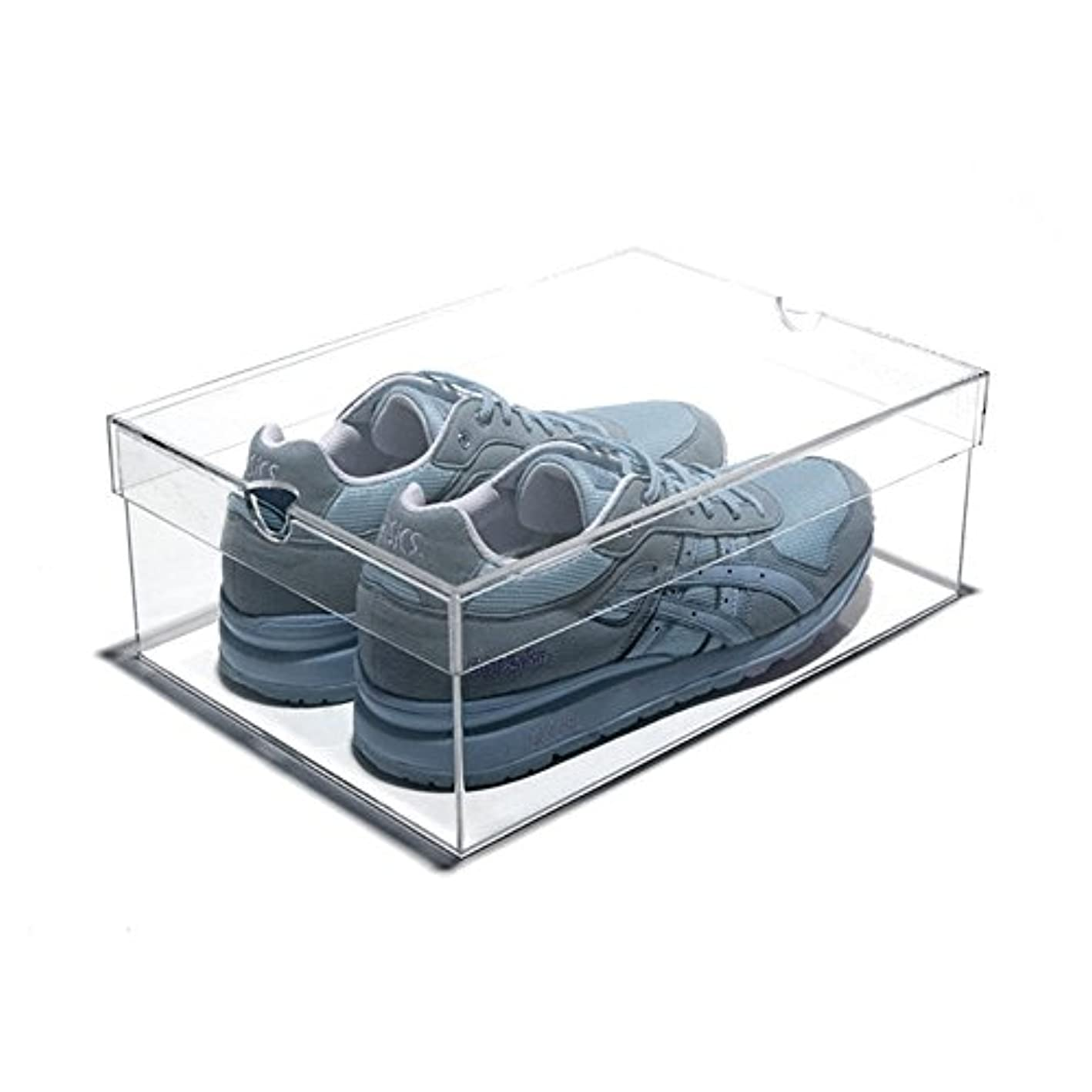 OnDisplay OD-SHOEBOXWOMEN Acrylic Shoebox, Medium, Clear