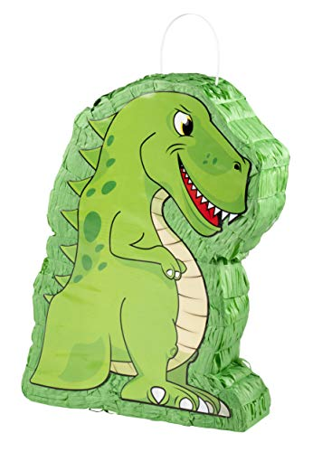 Dinosaur themed gifts pinata for party