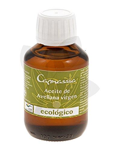 Aceite de avellana virgen ecológico 100 ml