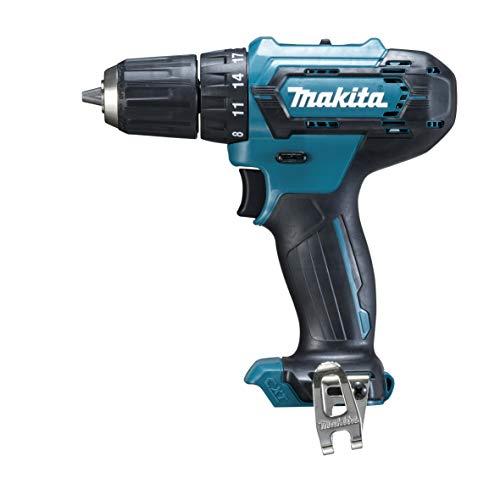 Makita DF333DZ accu-schroefboormachine, 12 V, blauw