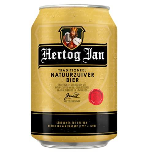 Hertog Jan Pilsner Pils 48 x 0,33 l Dosen Bier 5,1 % Beer Cerveza