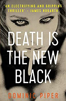 Paperback Death is the New Black: a thrilling and unputdownable must-read for all lovers of detective fiction (PI Daniel Beckett Series) Book