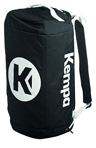 Kempa Uni Tasche K-LINE PRO Sporttasche, Schwarz (Negro/Blanco), 45 Centimeters