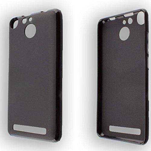 caseroxx TPU-Hülle für Archos 50f Helium Lite, Tasche (TPU-Hülle in schwarz)