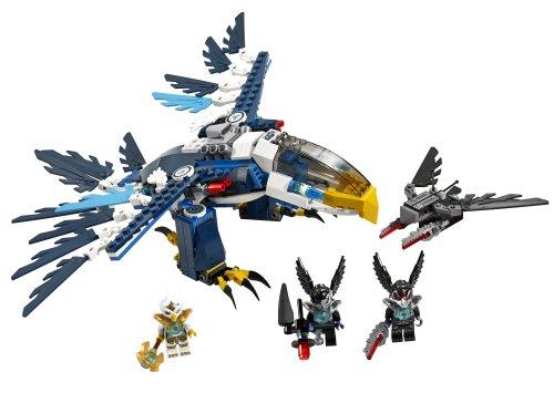 LEGO Legends of Chima 70003 - Eris Adlerjäger