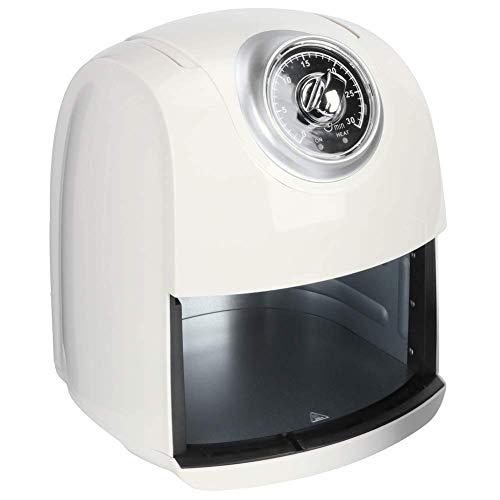 Freidora Airfryer Freidora de aire caliente de acero inoxidable Capacidad de la freidora 3.6L Papas fritas sin aceite 500g [Enchufe de la UE]
