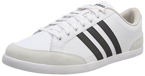 adidas CAFLAIRE, Zapatillas de Deporte Hombre, Blanco (Ftwbla/Carbon/Pertiz 000), 42 EU