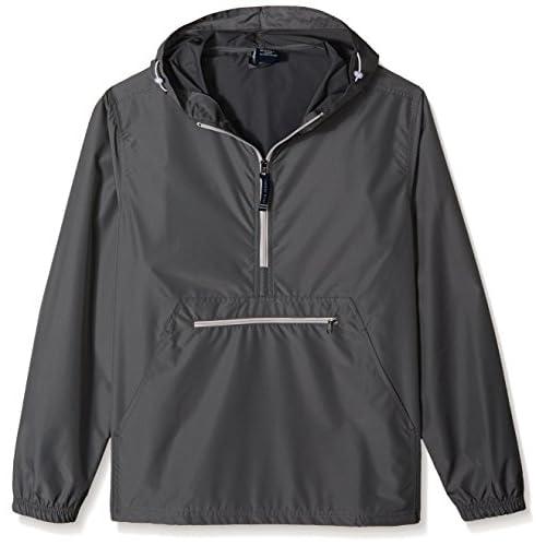 Charles River Apparel Pack-n-go Windbreaker Pullover Jacket