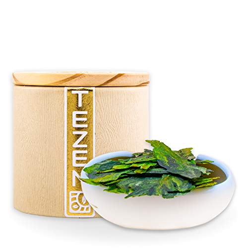 Tai Ping Hou Kui Grüner Tee von Anhui, China | Hochwertiger chinesischer Grüntee | Beste Teequalität direkt von preisgekrönten Teegärten | Ideal für alle Teeliebhaber und als Geschenk (80g)