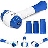 Live, Love, Breathe - USA Made Lung Exerciser Inspiratory, Expiratory Intercostal and Diaphragm Muscle Trainer, Lung Strengthener and Trainer for Children and Adults