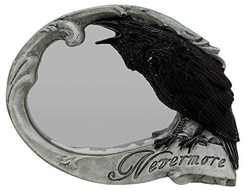 Nevermore Espejo Compacto de Alchemy